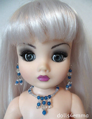 """OOAK DOLL JEWELRY for 21"""" CISSY and similar sized dolls SPARKLE - NO DOLL d4e"""