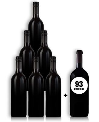 Secret Clare Valley Shiraz 2014 And Magnum 2013 (7 Bottles)