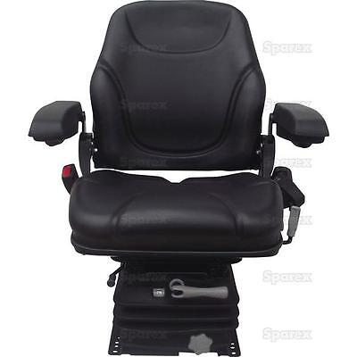 Mechanical Suspension Seat with PVC Cover