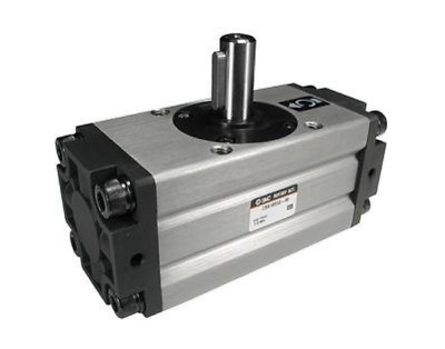 SMC CDRA1BS50-180C Pneumatic Rotary Actuator, Rack and Pinion Style