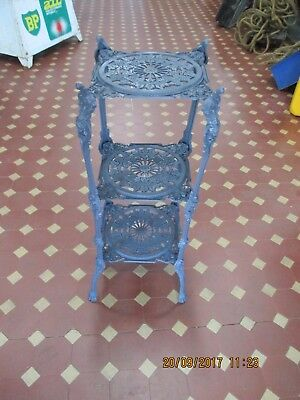 Wrought Iron Pot Stand (1992)
