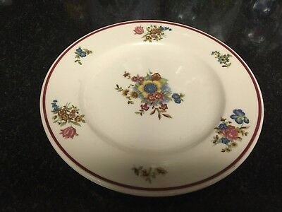 Watchtower Related Tower Hotel 7 Inch China Plate