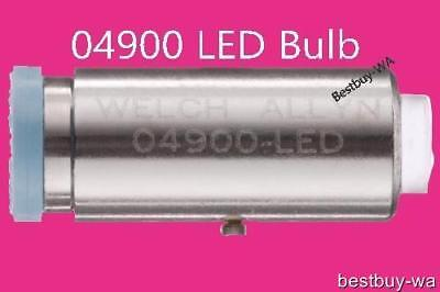 NEW WELCH ALLYN 04900 LED LAMP BULB UPGRADE for 11720 11730 11735 OPHTHALMOSCOPE