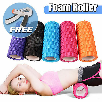 EVA Foam Trigger Point Roller Muscle Relax Massage Yoga