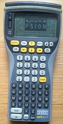 Psion WorkAbout - RS232 Port / TTL Port- 1MB RAM