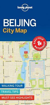 Lonely Planet Beijing City Map (Lonely Planet City Map), Lonely Planet, New Book