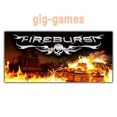 Fireburst PC spiel Steam Download Digital Link DE/EU/USA Key Code Gift