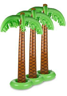 3er Set Aufblasbare Palme - Inflatable Palm Tree