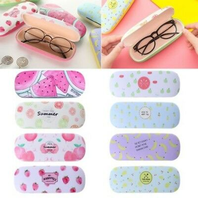 Fruit Sunglasses Eye Glasses Hard Protable Case Box Eyewear Protector Pouch Bag