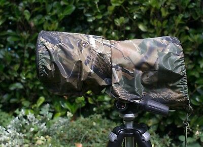 LEAF DESIGN Waterproof camera and lens rain cover : Canon 100 400mm lenses