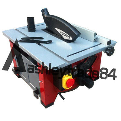 SAFETY SPEED C4 Panel Saw with Wheel Kit, Stand & Sliding Dust Kit