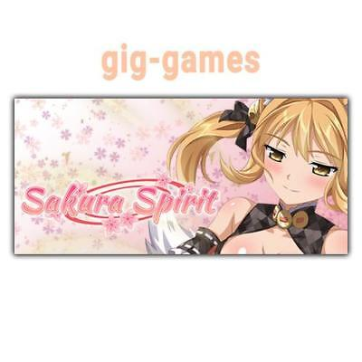 Sakura Spirit PC spiel Steam Download Digital Link DE/EU/USA Key Code Gift