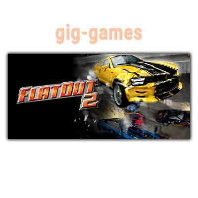 FlatOut 2™ PC spiel Steam Download Digital Link DE/EU/USA Key Code Gift