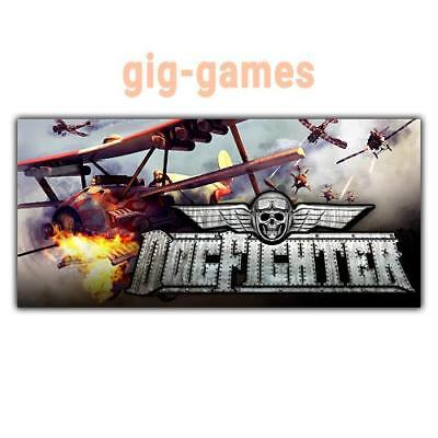 DogFighter PC spiel Steam Download Digital Link DE/EU/USA Key Code Gift
