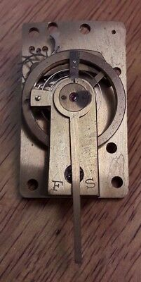 A Large Swiss Made Platform Escapement.