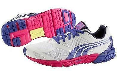 Puma Faas 500 S Womens White/Blue/Purple Ss14 Trainer