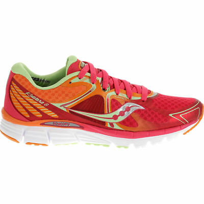 Saucony Kinvara 6 Ss15 Womens Red/orange/mint Trainer