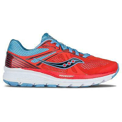 Saucony Swerve Womens Orange/Blue AW16