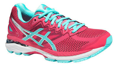 Asics Gt-2000 Womens Aw16 Azalea/turquoise/white Shoes
