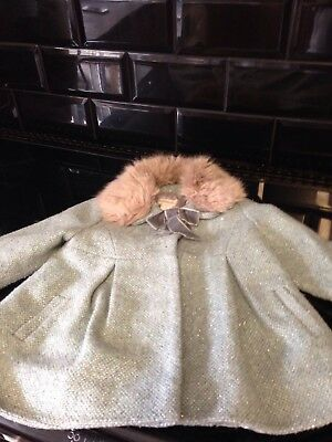 Baby Girl Monsoon Coat Age 12-18 Months