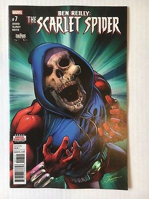 Marvel Comics: Ben Reilly:The Scarlet Spider #7 (2017) - BN - Bagged and Boarded