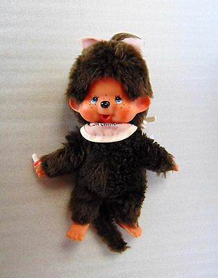 1974 Sekiguchi MonChhichi - Thumb Sucking Monkey - Cute!  8""