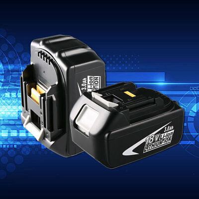 New 18V 3.0Ah Li-Ion Replacement Battery for Makita Power Tool BL1830 BL1840 XP