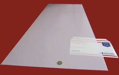 """.001/"""" x 25/"""" x 40/"""" 10 Units Polyester Sheets Film Type D Clear//High Gloss Finish"""