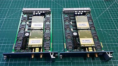2 x Siemens GSM Modules With Multi-Sim Boards , TC35i , TCi , V1 , V2