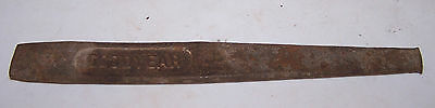 Vintage GOODYEAR Tire - Unknown Tool Metal Pry Bar