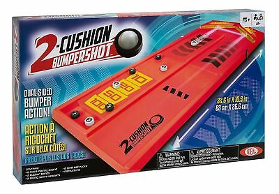 Ideal Two Cushion Bumpershot Shuffleboard Classic Action Game For Ages 5+ Kids