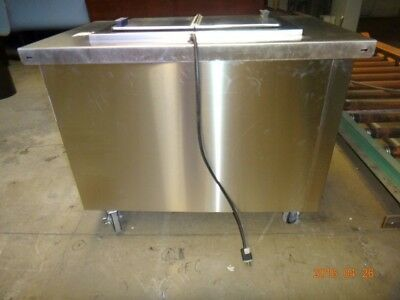 Custom Commercial Ice Cream Dipping Station