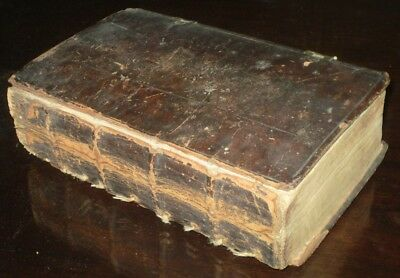 Very Rare, 1794, Lancaster Pennsylvania German Imprint, Ein Fundament, Mennonite