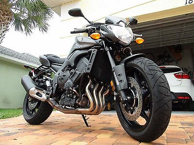 2013 Yamaha FZ  2013 Yamaha FZ8 - Low Miles - Garage Kept - Clear Title - No Crashes