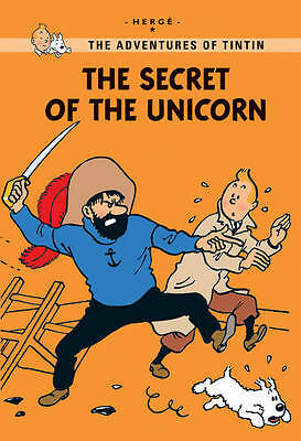 Secret of the Unicorn Young Readers Edit (Adventures of Tintin)-ExLibrary