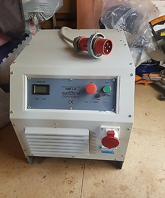 5.5 Hp/4Kw Digital Rotary Three Phase Converter 1 to 3