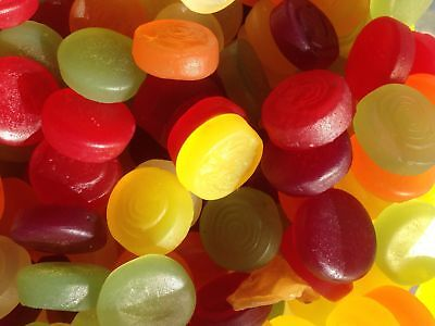 Sugar and Gluten free fruity jellies