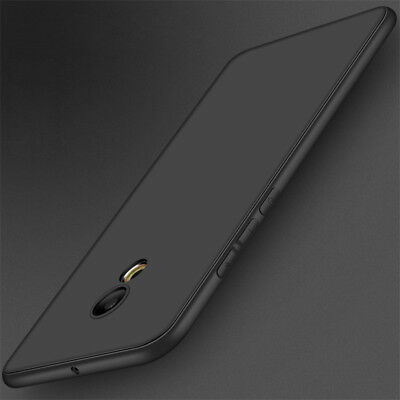For Meizu Ultra Thin Soft Silicone TPU Matte Shockproof 360° Slim Case Cover