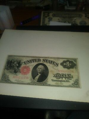 1917 $1 Dollar Legal Tender. Lot 331