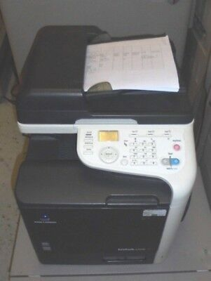 KONICA MINOLTA BIZHUB C3110 with only 40K RENT FROM AS LITTLE AS £25 PER MONTH