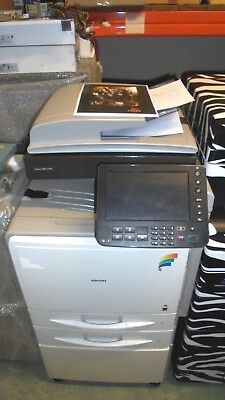 RICOH MP C300 FULL COLOUR ALL-IN-ONE PRINTER with 140k (RENT THIS FOR £25 PM)