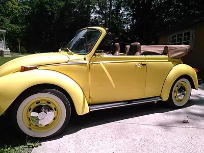1974 Volkswagen Beetle - Classic karman don't get much nicer, most everything new/rebuilt, california emission set up,