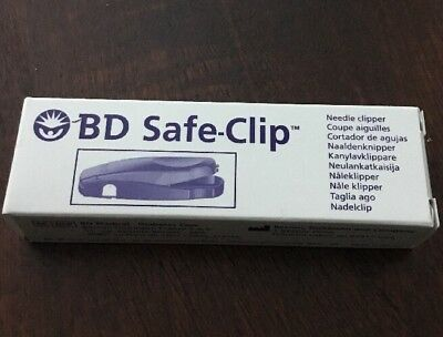 BD Safe-Clip Needle Clipper
