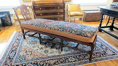 Period 18th Century American Chippendale Day Bed
