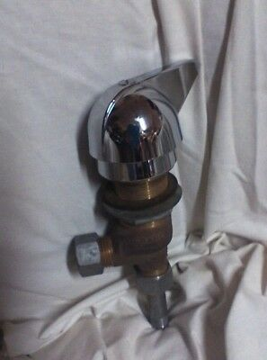 Vintage Plumbing Crane Faucet Assembly W/handle Nos