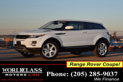 2013 Land Rover Range Rover 2dr Coupe Pure Premium 1-Owner Range Rover Evoque Pure Premium AWD! pano sky roof, nav, loaded! 14 15