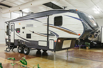 New 2018 253FBS Light Lite Slide Out 5th Fifth Wheel Travel Trailer Never Used