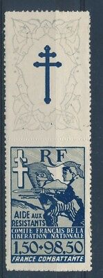 EB-20: FRANCE: lot FRANCE LIBRE n°6*