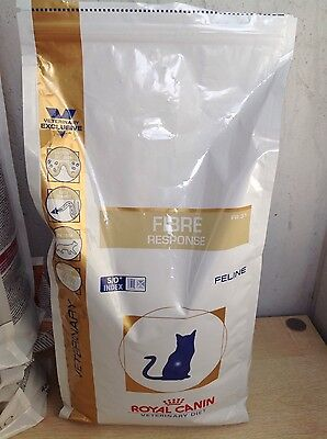 Croquettes ROYAL CANIN Veterinary Diet Fibre Response FR 31 chat 1,8 kg