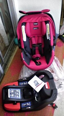 BRITAX B-Safe 35 EliteInfant Car Seat, Red Pepper (NEW, open box)